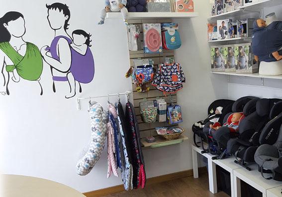 Tienda de Maternidad en Salamanca